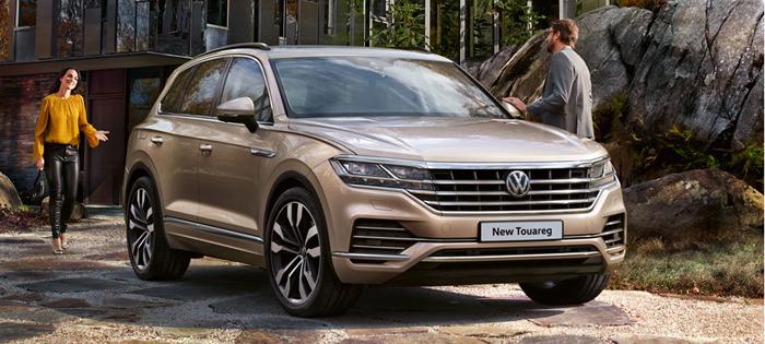 New Volkswagen New Touareg | Used volkswagen dealer northern ireland