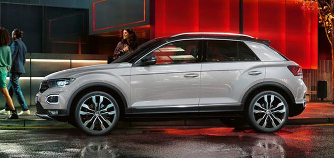 New Volkswagen T Roc Used Volkswagen Dealer Northern