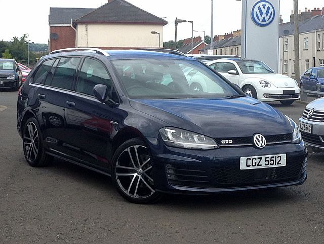Golf Estate 2.0 GTD 184 PS BMT