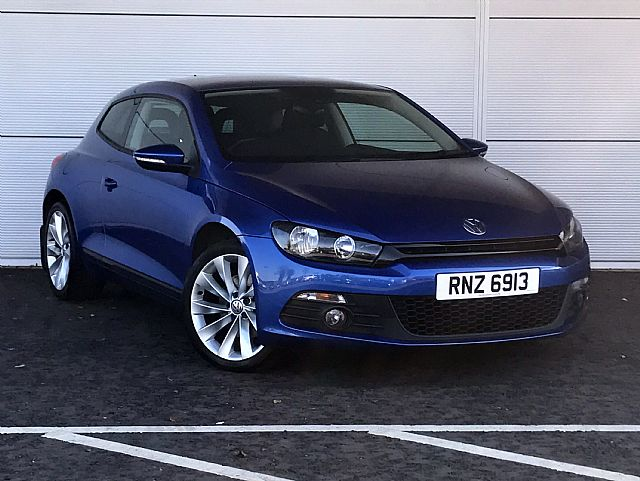 Scirocco 2.0 TDI GT 170 PS
