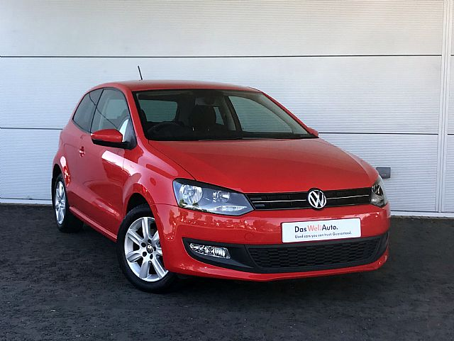 Polo 1.2 Match Edition 70 PS 3 Door