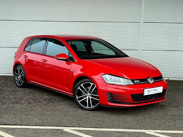 Golf 2.0 GTD 184 PS 5 Door BMT
