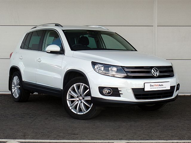 Tiguan 2.0 TDI Match Edition 150 PS BMT 4M