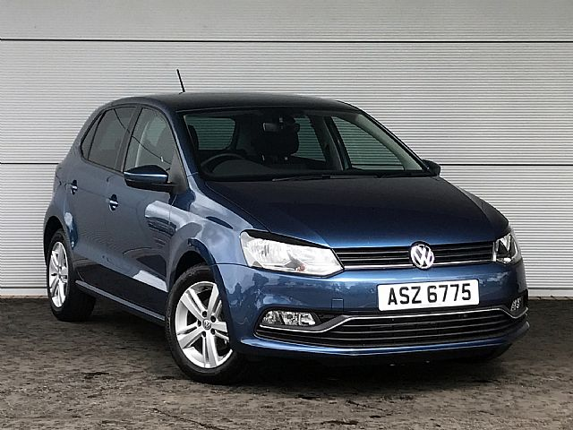 Polo 1.4 TDI Match Edition 75 PS 5 Door BMT