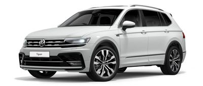 Tiguan AllspaceR/Line Tech Offer