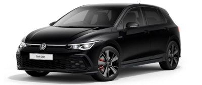 Volkswagen Golf Deep Black