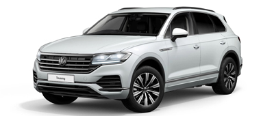 Volkswagen Touareg Oryx White Pearlescent