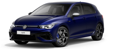 Volkswagen Golf Lapiz Blue