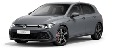 Volkswagen Golf Moonstone Grey