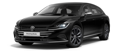 Volkswagen Arteon Shooting Brake Deep Black