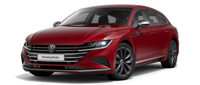 Volkswagen Arteon Shooting Brake King's Red