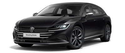 Volkswagen Arteon Shooting Brake Manganese Grey