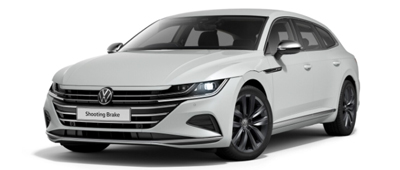 Volkswagen Arteon Shooting Brake Pure White