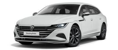 Volkswagen Arteon Shooting Brake Oryx White