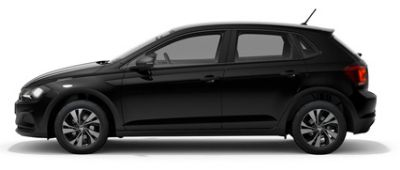 Volkswagen Polo Deep Pearl Black